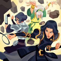 Character Aesthetic, Character Design, Earth Bending, Lin Beifong, Avatar Cartoon, Avatar Characters, Avatar The Last Airbender Art, Avatar Series, Team Avatar