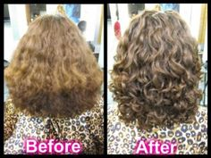 Be Inspired Salon™ is an award-winning hair salon in Madison, WI specializing in curly haircuts, bridal hair & makeup, professional hair color, and more. Frizzy Wavy Hair, Wavy Hair Care, Curly Hair Cuts, Medium Hair Cuts, Curly Hair Styles, Medium Curls, Long Curly Haircuts, Permed Hairstyles, Short Natural Curls