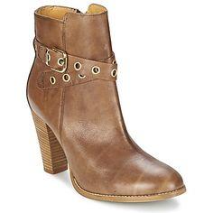 #botines #zapatos #zapatosmujer #moda #spartoo #botas #mujer