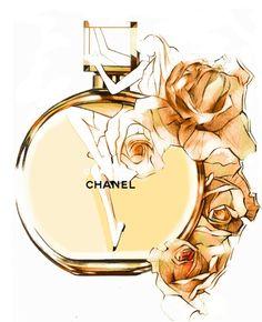 Chanel ,my smell Arte Fashion, Fashion Wall Art, Fashion Fashion, Coco Chanel, Parfum Chic, Chanel Wallpapers, Chanel Wall Art, Parfum Chanel, Photo Deco