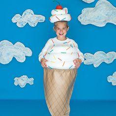 Halloween Costumes: Sweet Cone