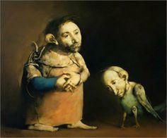 Artiste Georges MAZILU - Peintre,