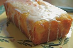 lemon yogurt cake • ina garten
