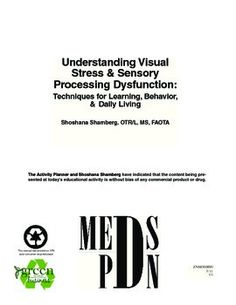 Visual Stress and Brain Gym: Learning , Attention and Behavior. Brain Gym, Self Regulation, Sensory Processing Disorder, Spectrum Disorder, Teacher Newsletter, Disorders, Lesson Plans, Behavior, Stress