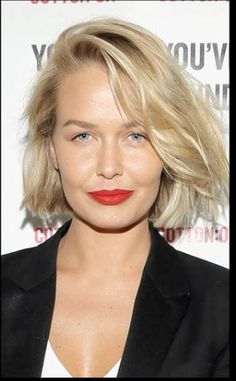 Perfect hair - Lara Bingle