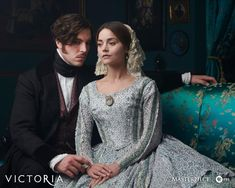 A list of 20 of the most romantic period drama TV series to watch. From Downton Abbey to Poldark, Victoria, Gran Hotel, and more. Victoria Tv Show, Victoria Pbs, Victoria 2016, Victoria Series, Reine Victoria, Best Period Dramas, Period Drama Movies, Drama Tv Series, Tv Series To Watch