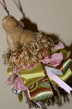 spring bunny tassel