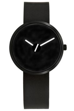 Sometimes by Denis Guidone watch, $140, projectswatches.com.   - HarpersBAZAAR.com