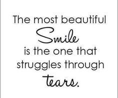 Never a truer word said - Beautiful...