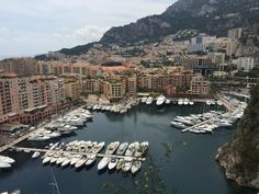 **Vieux Monaco (the best view over Monaco) - Monaco-Ville, Monaco