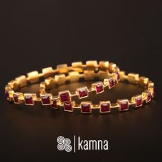 Gold Ring Designs, Gold Bangles Design, Gold Earrings Designs, Gold Jewellery Design, Ruby Bangles, Gold Mangalsutra Designs, Gold Jewelry Simple, Contemporary, Wedding