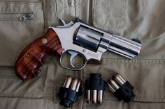 Smith and Wesson .357 Magnum Find our speedloader now! http://www.amazon.com/shops/raeind