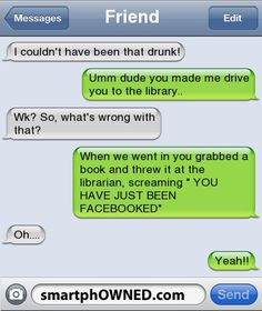 embarrassing parent texts | 15 Embarrassing Drunk Stories That Probably Aren't True - Autocorrect ...