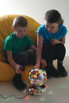Gem Sphere Reward Sphere Light, Special Needs Toys, Sensory Rooms, Cause And Effect, Autism Spectrum Disorder, Tobias, Gem, Classy, Teacher