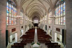 Cathedral of the Most Blessed Sacrament - Detroit