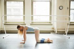 Here are six simple, yet effective moves we can do to be a little bit closer to plieing just like professional ballet dancers.
