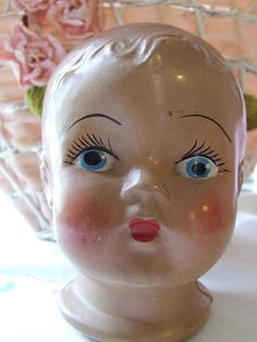pretty doll face