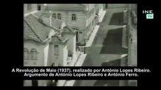 """Recuperamos, por ocasião do 80º aniversário do Instituto Nacional de Estatística, algumas cenas do filme """"A Revolução de Maio"""",realizado por António Lopes Ribeiro em 1937, que retratam o INE no início da sua existência."""