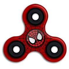 Cheap price Spiderman Tri-Spinner Fidget Spinner Toy Hand Spinner High Speed on sale