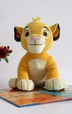 The lion king  Simba - Plush Toy disney stuffed children gift #Unbranded