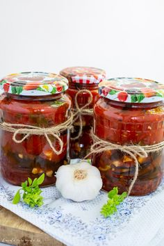 Food Wishes, Canning Recipes, Food And Drink, Homemade, Baking, Design, Home Canning, Canning, Romanian Recipes