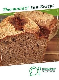 Unser Schulbrot – leckeres Dinkelvollkorn-Roggen-Brot – ganz schnell Our school bread – delicious spelled wholegrain rye bread – very fast! from nina_yx. A Thermomix ® recipe from the category Bread & Rolls on www.de, the Thermomix® Community. Pastry Dough Recipe, Pastry Recipes, Rye Bread, Bread Bun, Baby Food Recipes, Cake Recipes, Pastry Logo, Puff Recipe, Flaky Pastry