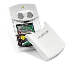 remote clicker garage door opener How to Program Garage Door Opener Easily?