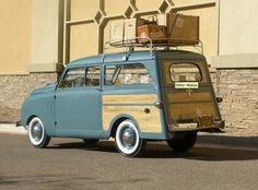 1948 Crosley CC Woody