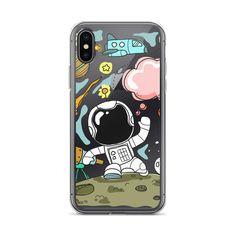 iPhone Case - Moon Walker