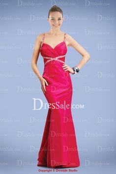 Fuchsia petite gown, $150 - gorgeous
