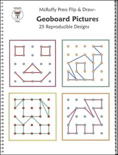 geoboard cards - Google Search