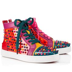 Red Bottom Sneakers on Pinterest