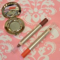 New for Fall: Jane Iredale PlayOn Lip Crayons & Pure Pressed Shadows Prime Beauty Blog