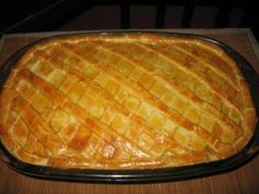 Empadão levissímo – Veja a Receita: Good Food, Yummy Food, Creative Food, Quiches, Macaroni And Cheese, Coffee Break, Food And Drink, Cooking Recipes, Ethnic Recipes