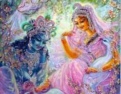 Radha (Lakshmi Avatar) and Krishna (Vishnu Avatar) Krishna Leela, Baby Krishna, Cute Krishna, Radha Krishna Photo, Krishna Art, Radhe Krishna, Shree Krishna Wallpapers, Radha Krishna Wallpaper, Radha Krishna Pictures