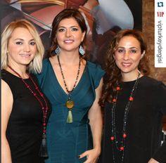 #Repost @vipturkeydergisi with @repostapp. ・・・ Yeni Yıla 'Merhaba' Dediler Vol2  Cemiyet hayatının önemli isimlerinden Alin Arslan ve Selda Özkök'ün kurduğu Lisya Beauty yeni yıla merhaba partisi düzenledi.   #LisyaBeautyBebek #vipturkeydergisi — Selda Ozkok ve Alin Bardavit Arslan ile birlikte Lisya Beauty'da.