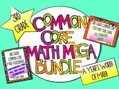 Viewing 1 - 20 of 47930 results for grade common core math mega bundle a years worth of math materials Teaching Second Grade, Second Grade Math, Teaching Math, Teaching Ideas, Math Resources, Math Activities, Math Worksheets, Math Games, Math Classroom