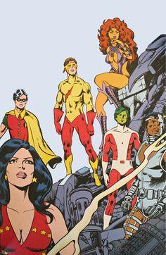 The New Teen Titans Vol. 1 (1980)