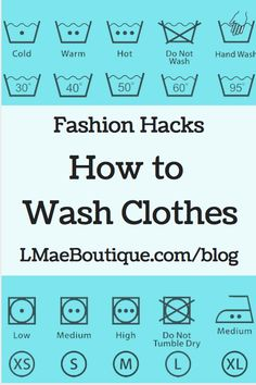 Fashion Hacks: How to Wash Clothes Laundry Symbols, How Do You Remove, Remove Makeup From Clothes, Open Back Shirt, Blog Websites, You Look Like, Washing Clothes, Workout Gear, Told You So