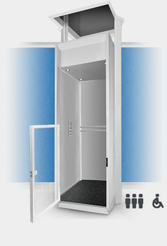 Compact Lifts Trio Elevator