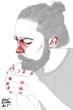 Beard - Retratos | Dibujando.net