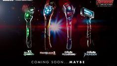 Avengers 2: Gillette e Stark Industries annunciano i rasoi da barba ispirati ai Vendicatori