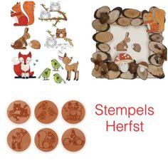 Credu.nl - Stempels herfst - http://credu.nl/product/grote-stempels-herfst/