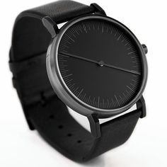 Buy your Simpl Onyx Black® Watch from an authorised retailer with free worldwide delivery. January 2017 collection and off your first order Amazing Watches, Beautiful Watches, Cool Watches, Modern Watches, Vintage Watches For Men, Apple Watch Accessories, Men's Accessories, Big Men Fashion, Unisex Fashion