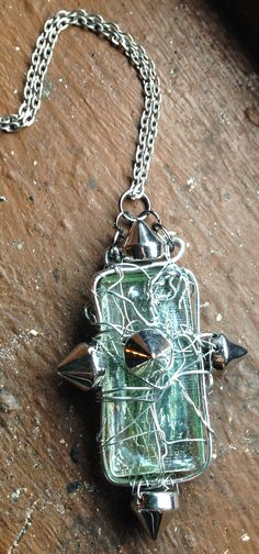 985856f7968 The Integrity of Dean Winchester Necklace Supernatural by Eldwenne