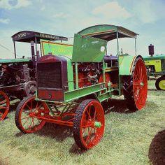 rock island tractor | 1918 heider rock island model c friction drive tractor 4 1