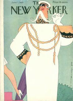 June 1, 1929 - Rea Irvin