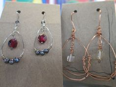 Jewelry by Tracey Weiser of Moses Lake, Washington!