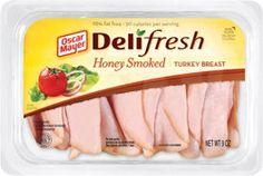 oscar meyer Bacon Package | ... Turkey Breast: Deli Fresh Honey Turkey & Sliced Turkey - Oscar Mayer
