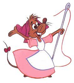 Cinderella Mice Clipart - Clipart Kid